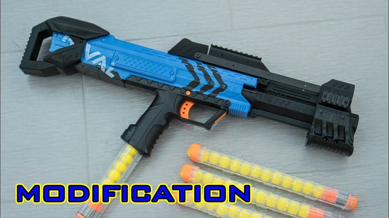 pump action nerf rival apollo mod kit by f10555 nerf. Black Bedroom Furniture Sets. Home Design Ideas