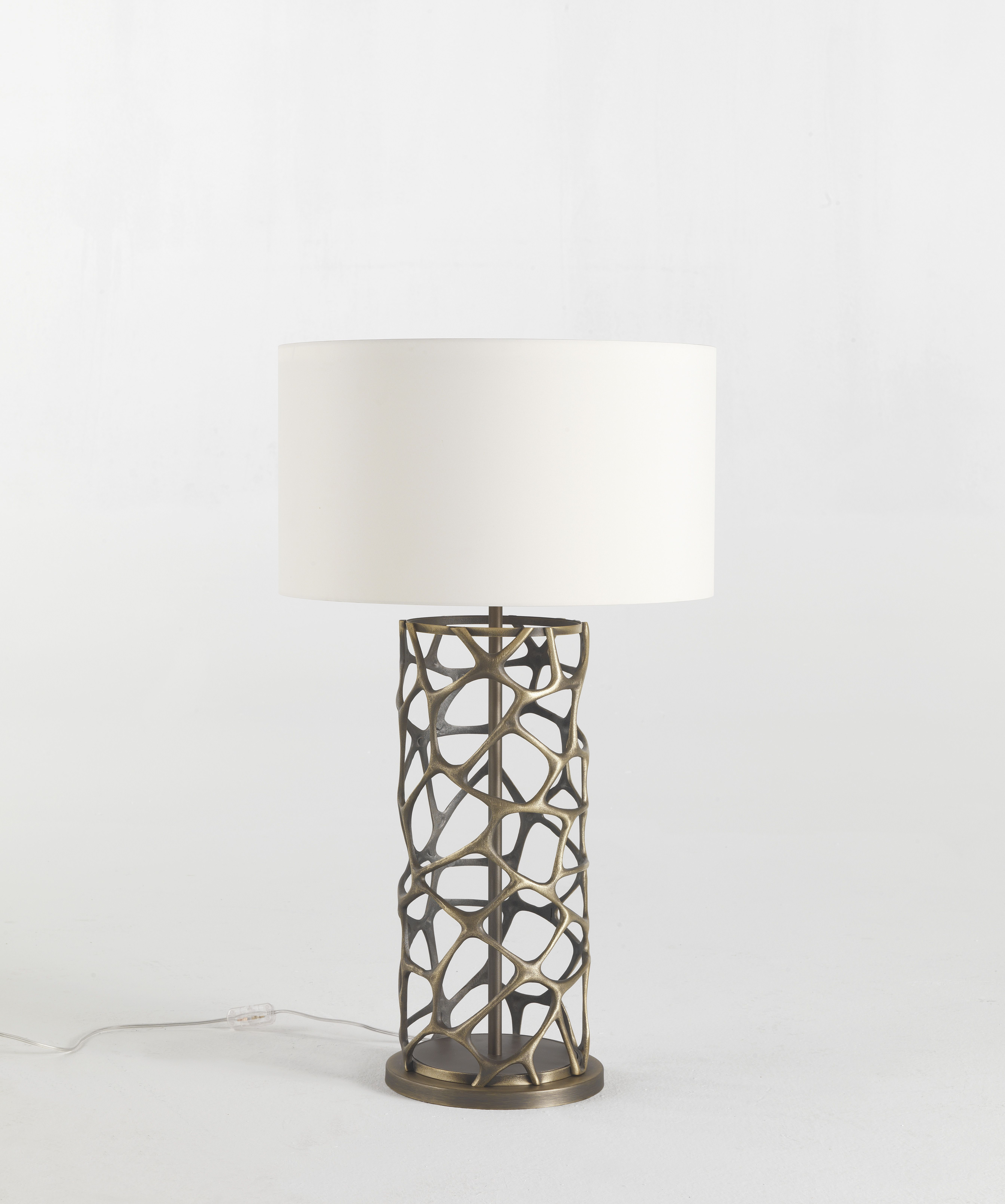 Shade Table Lamp Roberto Cavalli Home Interiors