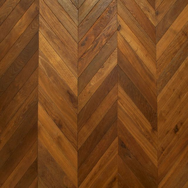 Rustic Herringbone Parquet Hardwood Flooring If I Had To Do