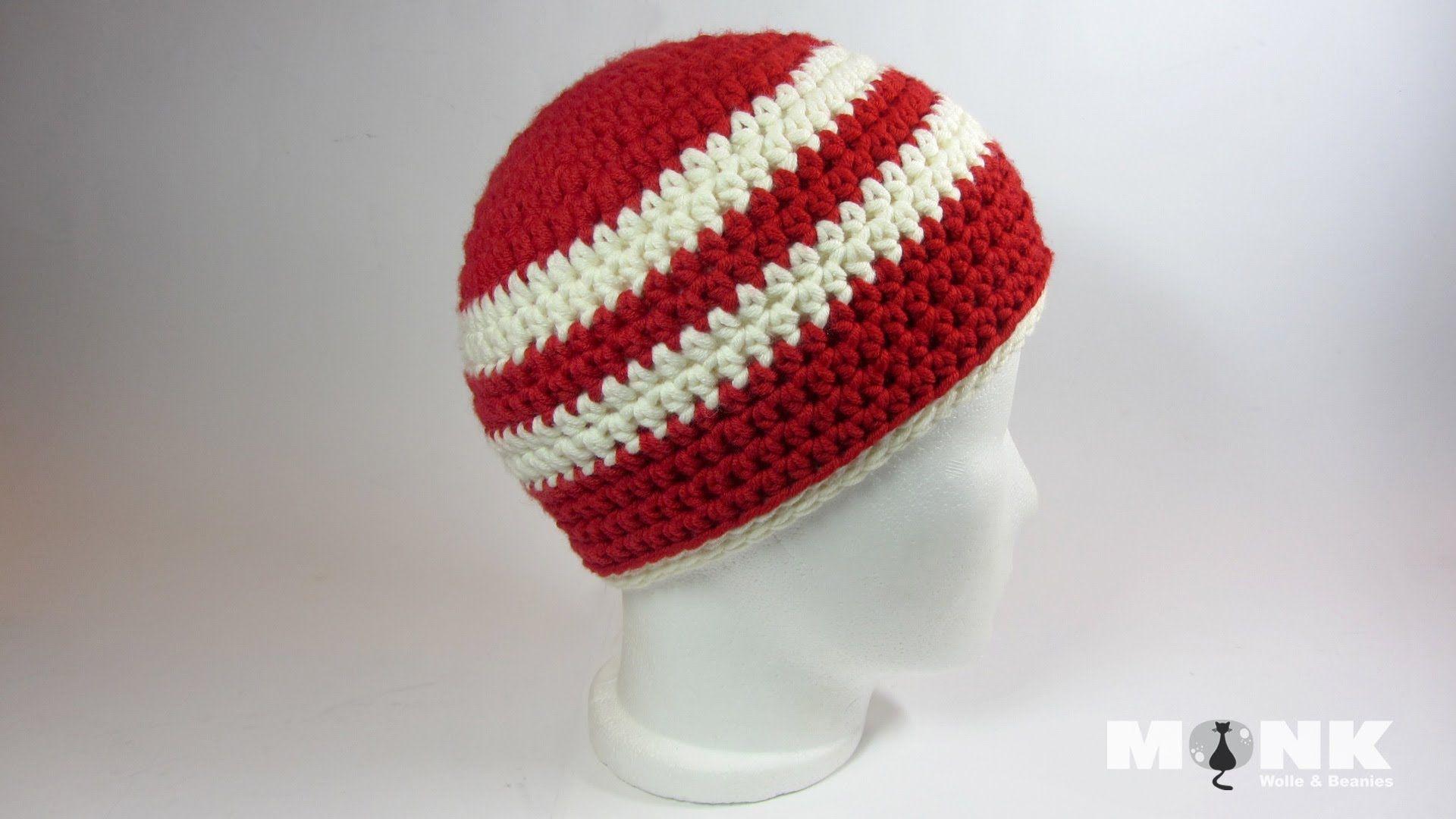 Einfache Mütze Häkeln Simple Beanie Haeckeln Pinterest