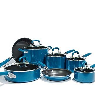 Food Network 10 Pc Nonstick Ceramic Cookware Set Ceramic Cookware Set Cookware Set Ceramic Cookware