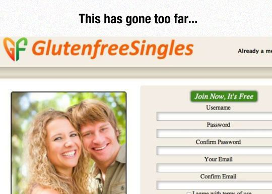 Celiac dating website