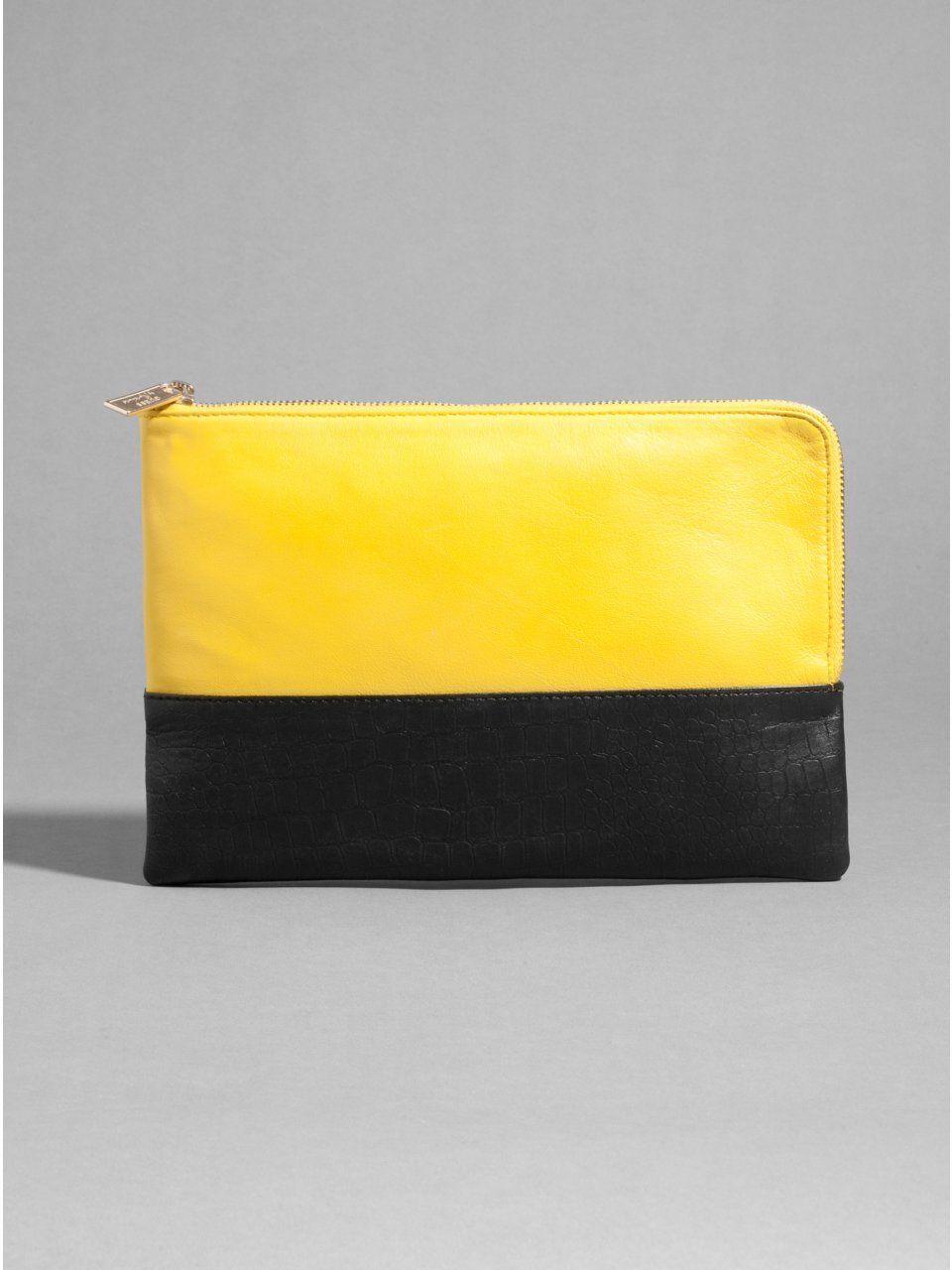 Guess MarcianoAccesorios Leather Bolsos By Eva Pouch Cartera 3RL4A5qcj