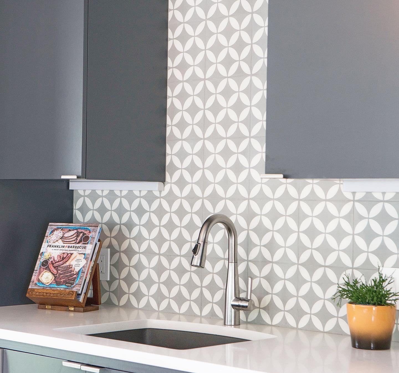 17+ Grey cement tile backsplash trends