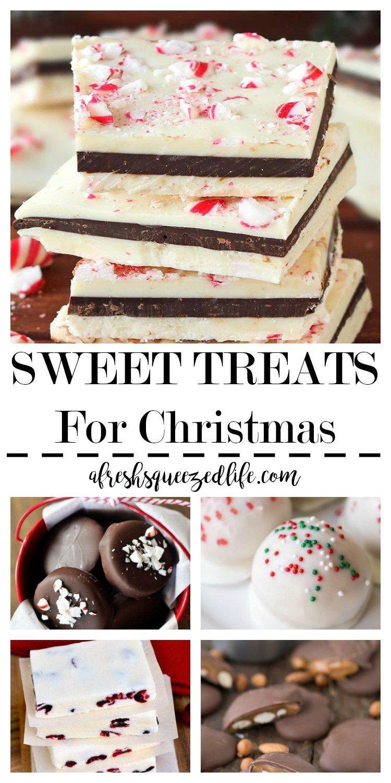 CHRISTMAS CANDY RECIPES | Candy recipes, Christmas treats ...