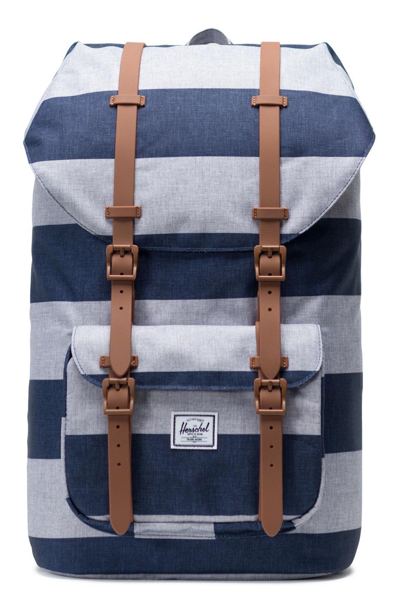 9b05ccca1f5 HERSCHEL SUPPLY CO. LITTLE AMERICA BACKPACK - BLUE.  herschelsupplyco.   bags  backpacks