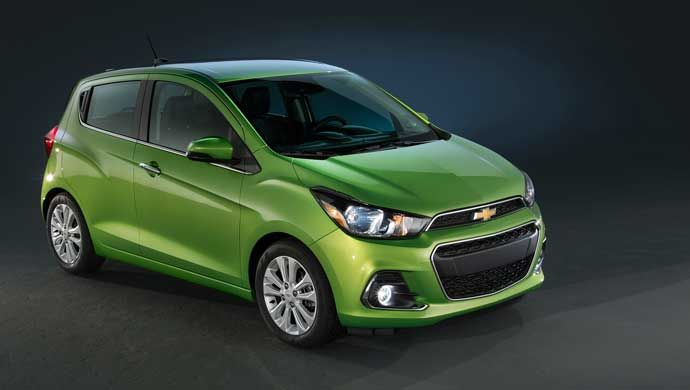 Nyias Chevrolet Unveils The New Spark Packed With Gizmos Chevrolet Spark Chevrolet Spark 2016 Best New Cars