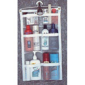High Quality The Shower King Organizer By Bajer Design Is The Most Versatile Way To Get  Control Of Your Shower And Bath Products. This Durable Mesh Organizer  Features ...