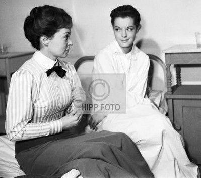 Jeunes Filles En Uniformes 1958 Romy Pour La Vie Madchen