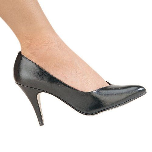 4 Inch Sexy Classic Pump Shoes High Heel Shoes Black Size: 14 Black Poly (PU). Classic Pump Shoe Style. Womens Shoes.  #Unknown #Shoes