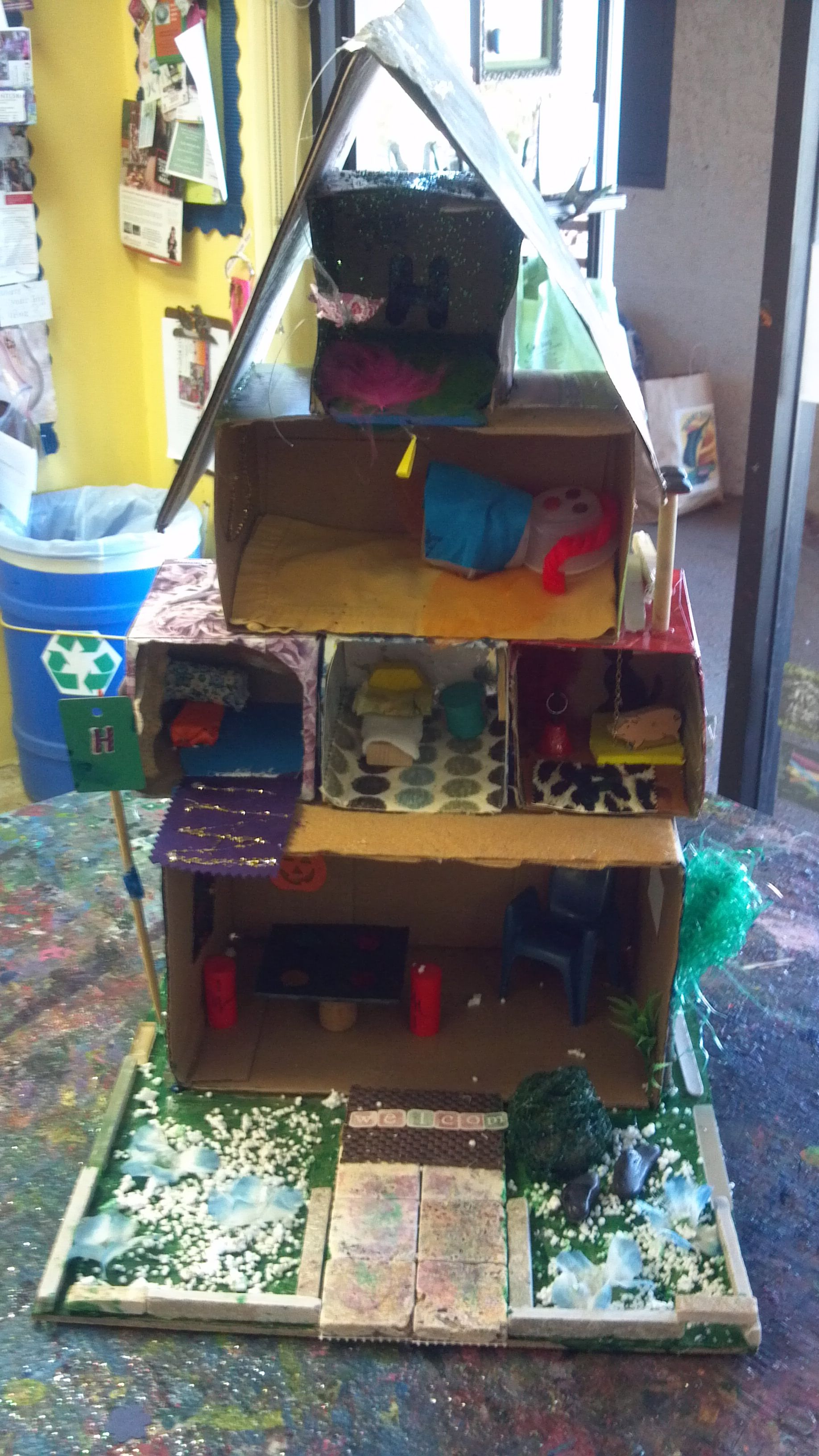 Today Is World Habitat Day 10 1 12 This Multi Level