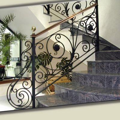 Interiorismo Estilo Mexicano #staircaserailings