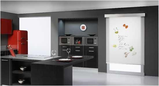 Cortinas modernas buscar con google colchas edredones y cortinas pinterest cortinas - Cortinas cocina modernas ...
