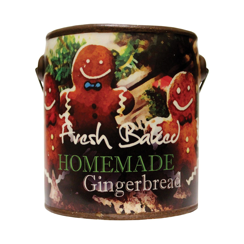 A cheerful giver farm fresh ceramic jar candle homemade