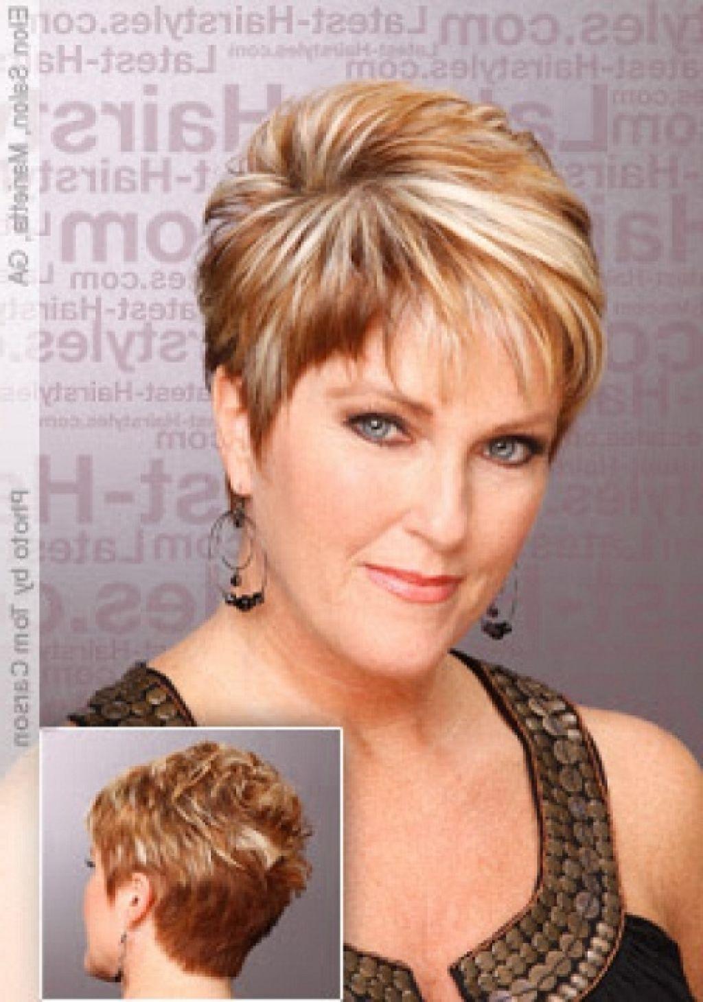 Short Haircut For Women Over 40 Really Short Hair Super Short