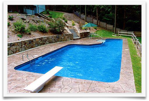 Suntek Pools & Spas Inground Pool Design