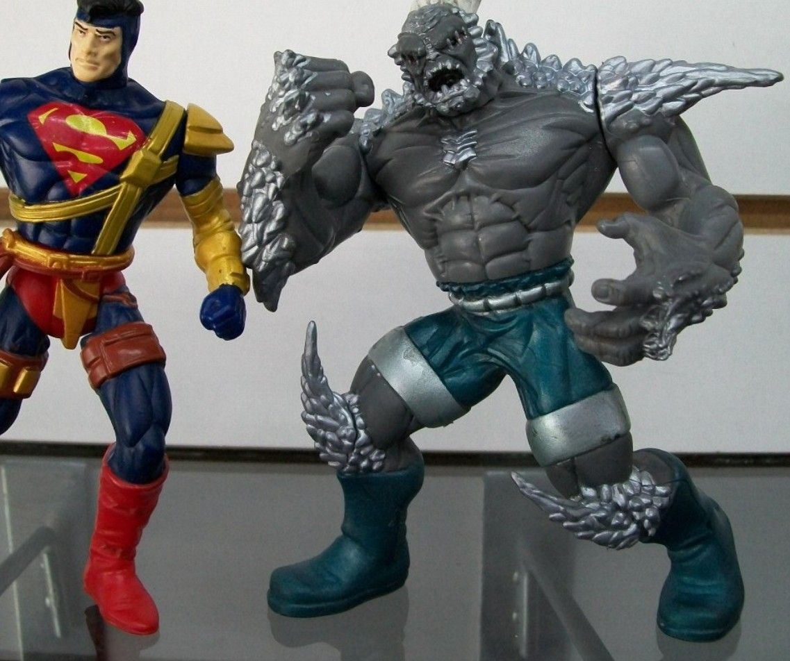 Superman Man Of Steel Limited Edition 2 Pack Action Figure