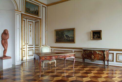 Schloss Ludwigslust – Wohnzimmer