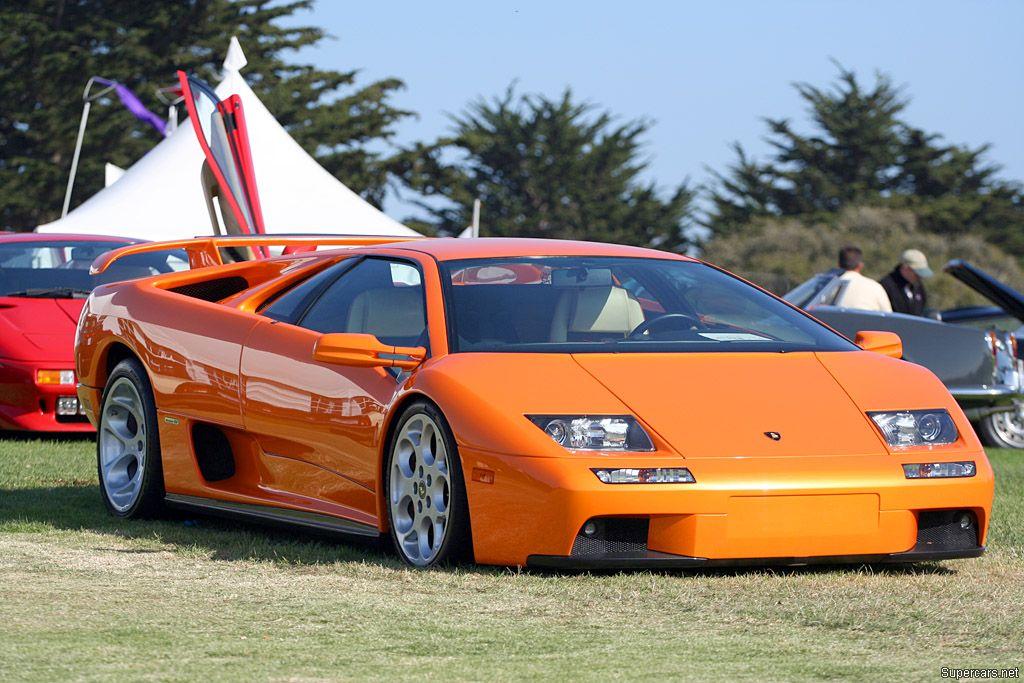 Attirant Vehicle · Lamborghini Diablo VT