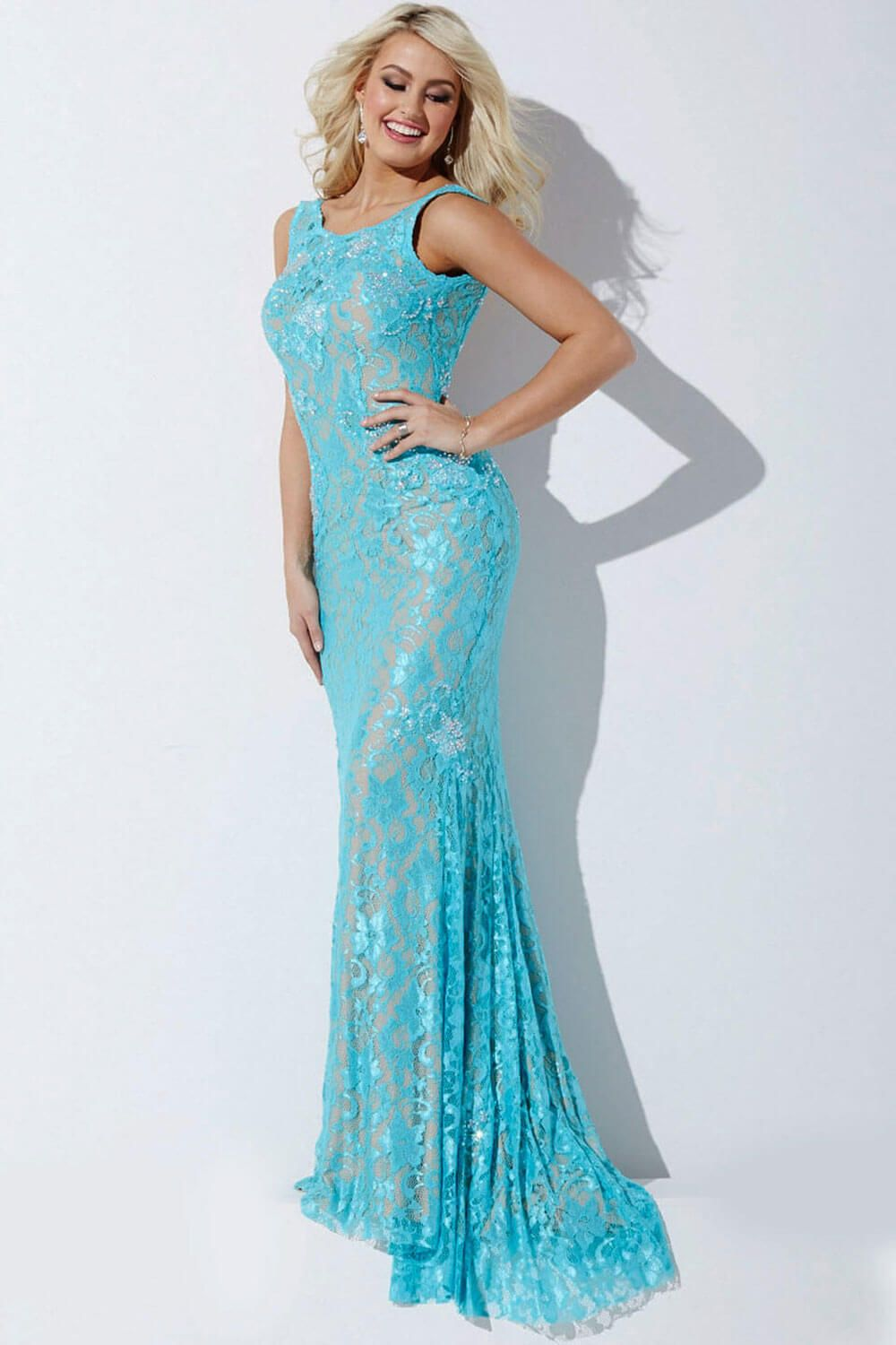 My dress :0 xx | all things teal, turquise, mint and aquamarine ...