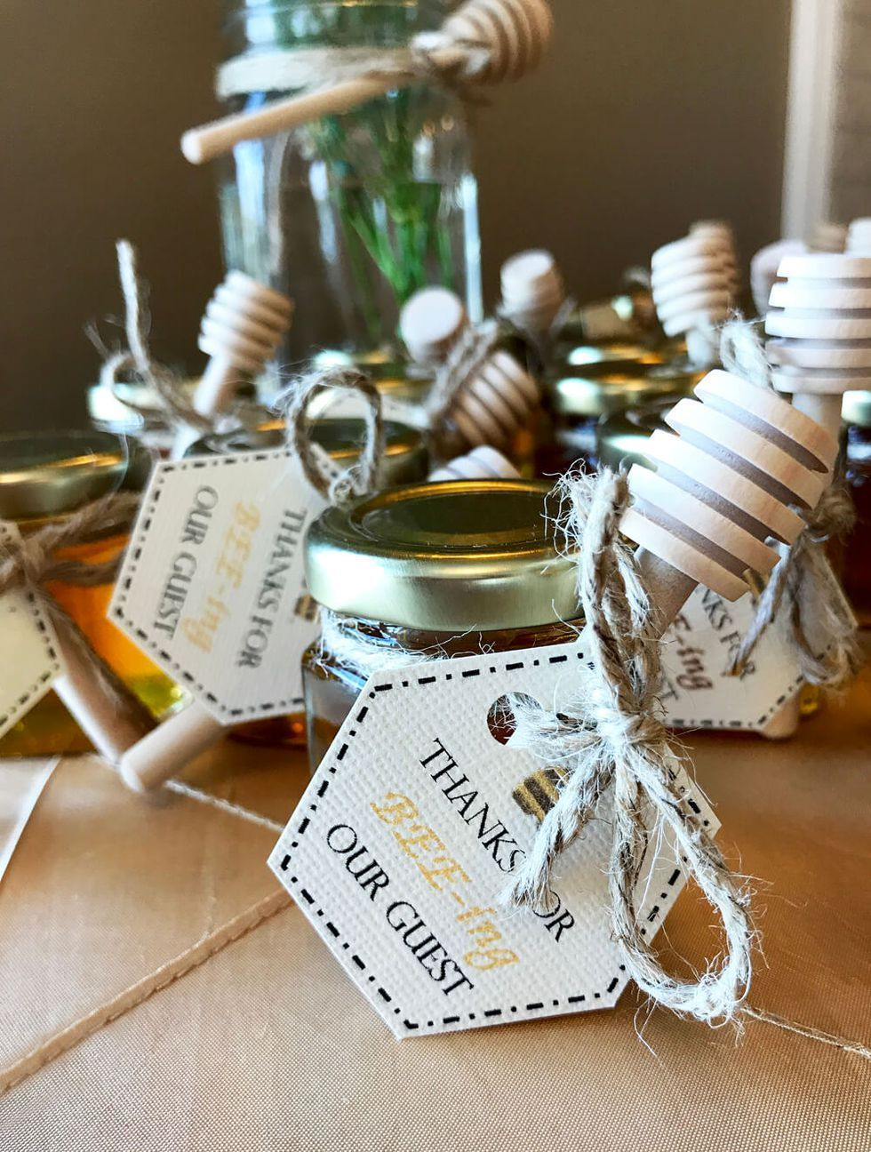 The Most Adorable Bridal Shower Favor Ideas We've Seen in