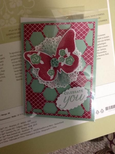 Celebrate you by jmcsymach - Cards and Paper Crafts at Splitcoaststampers