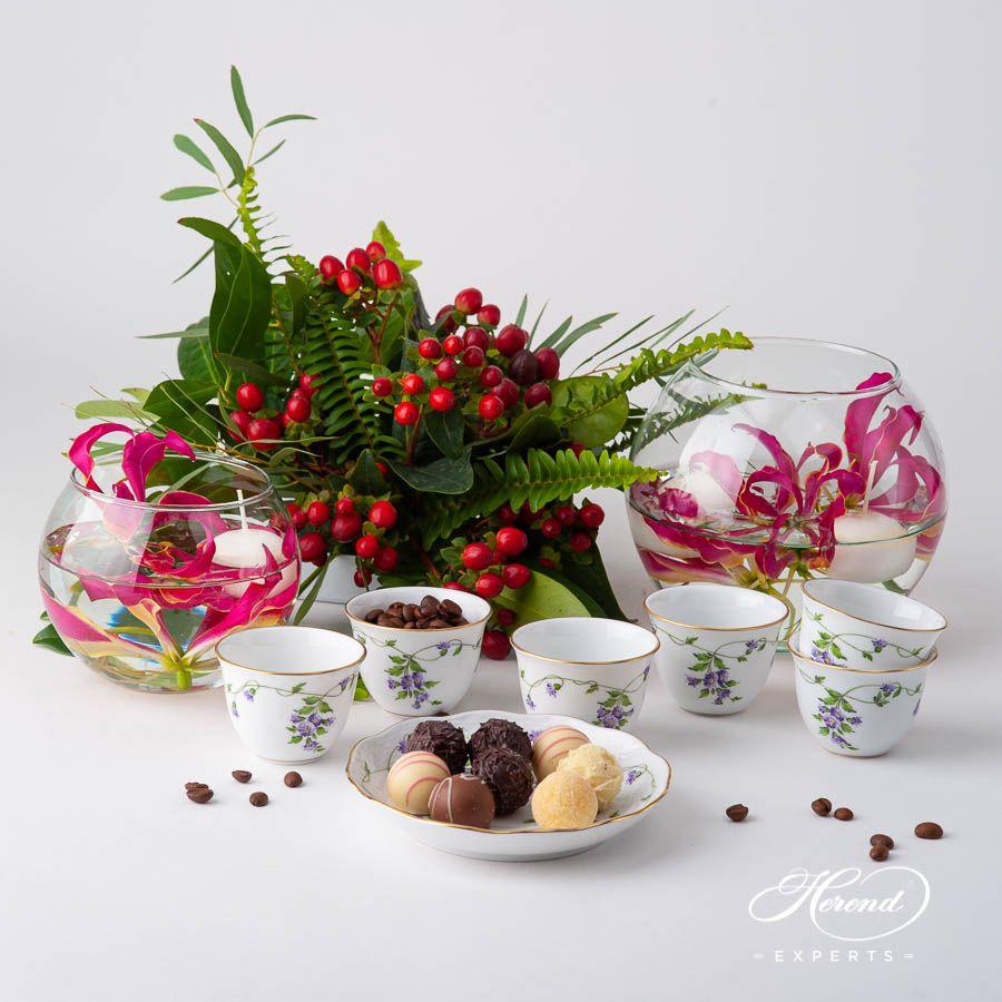 Coffee cup arabic finjan imola herend experts