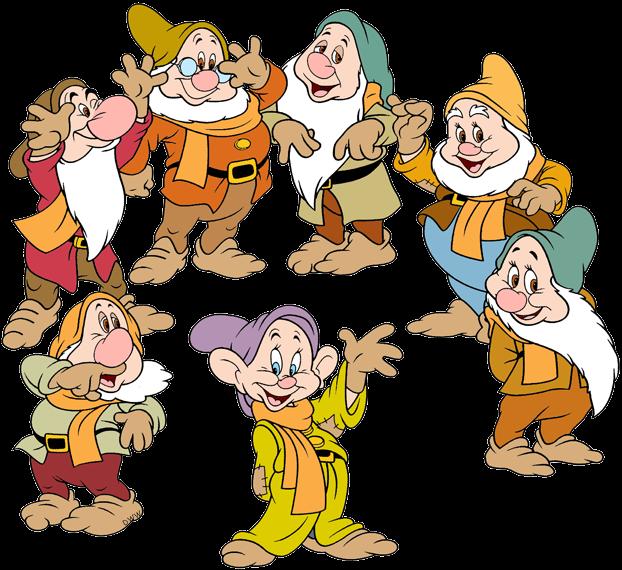 The Seven Dwarfs Clip Art Disney Clip Art Galore Disney Art Drawings Disney Drawings Snow White Characters