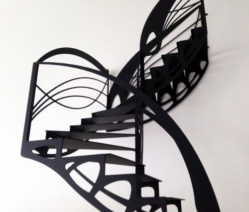 Best Fontanot Staircases — Staircase Design Staircase 400 x 300