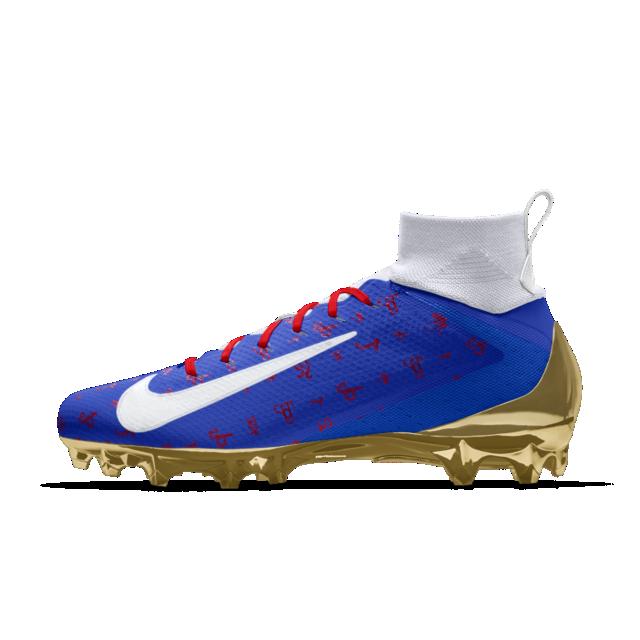 Nike Vapor Untouchable Pro 3 Obj By You Custom Men S Football Cleat Football Cleats Nike Vapor Mens Football Cleats