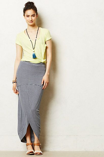 Pembroke Maxi Skirt - anthropologie.com @Anthropologie