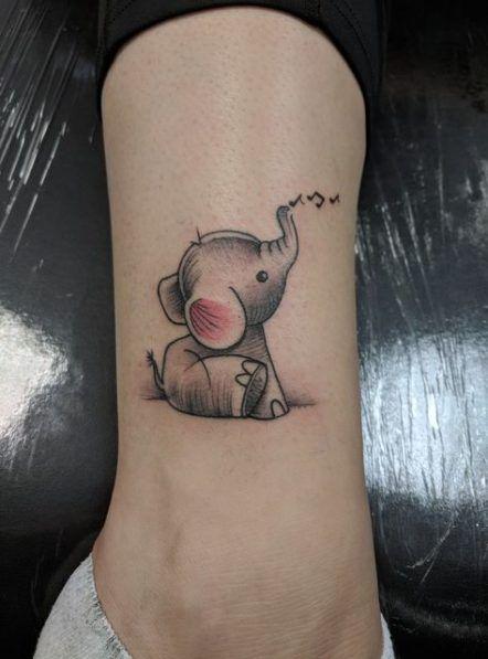 24 Trendy tattoo elephant baby mothers