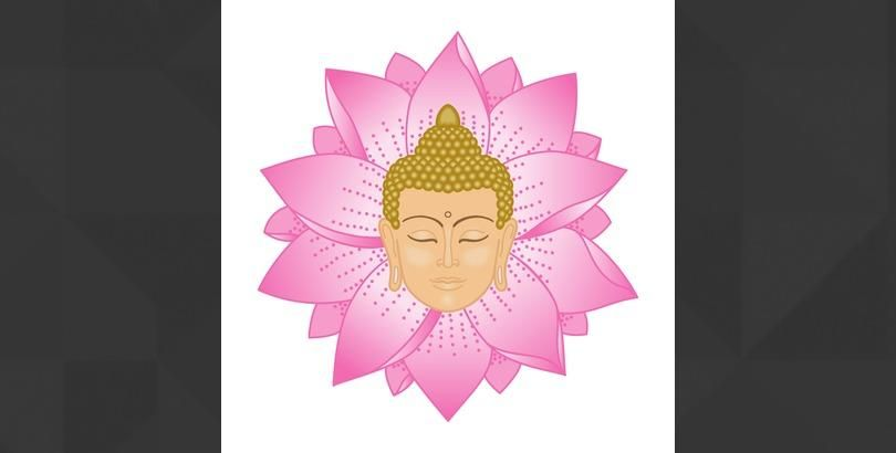 Buddhism The Lotus Flower Is One Of The Key Symbols Of Buddhism