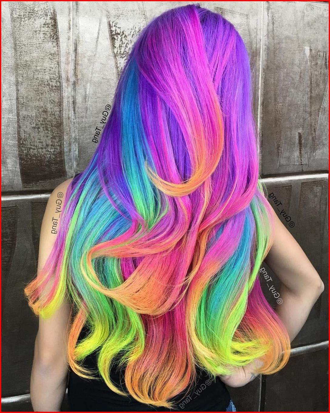 Bright And Crazy Hair Colors To Try If You Dare   Hair Colors