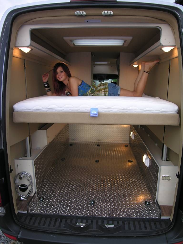 34 Amazing Interior Design Ideas For Camper Van
