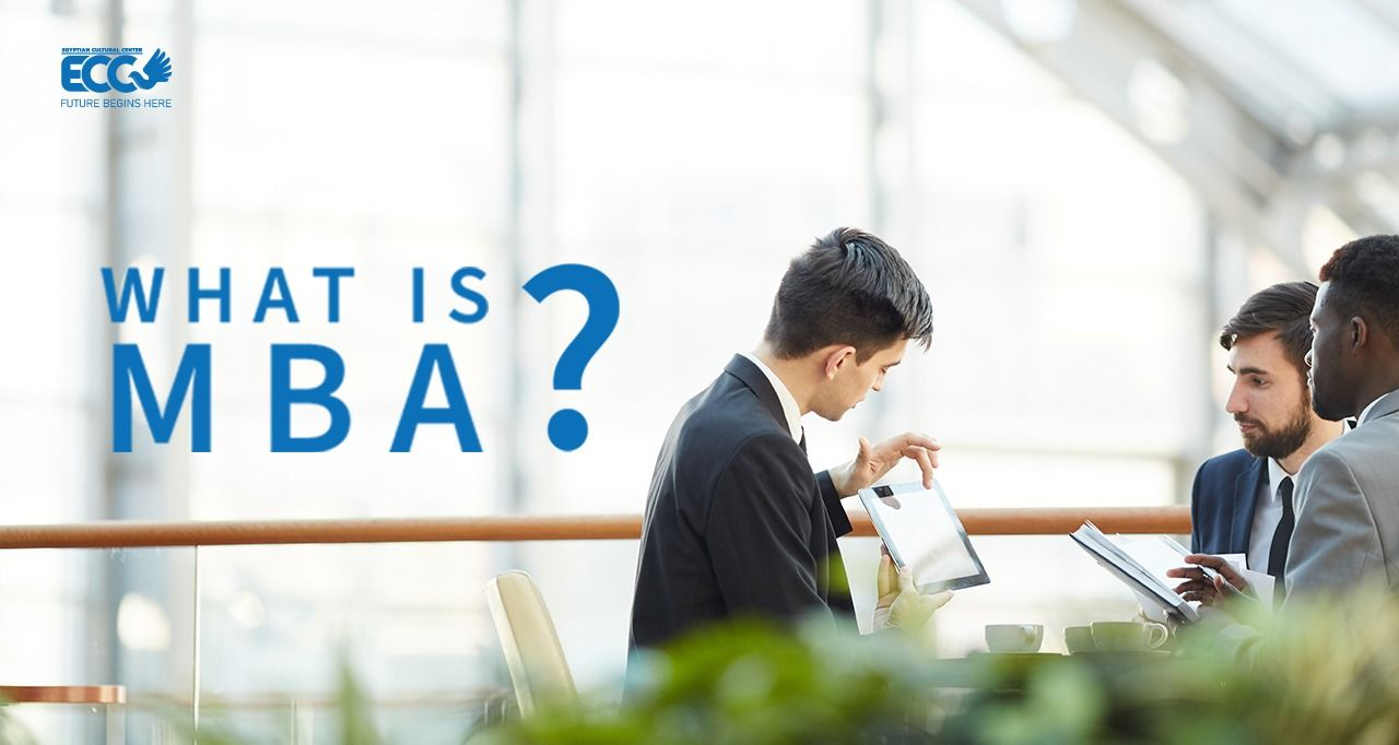 MBA is known all over the world, the MBA (Master of
