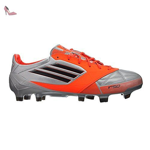 Adidas f50 adizero trx fg alluminio arancione homme chaussure football adidas
