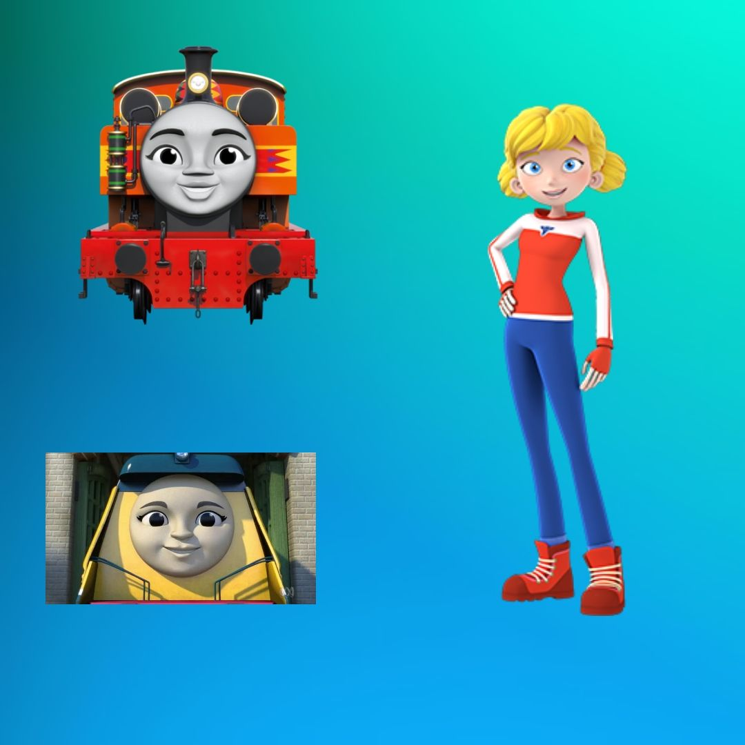 Pin By Patrik Migalko On Nia Rebecca And Penny Thomas And Friends Mlp Equestria Girls Mario Characters