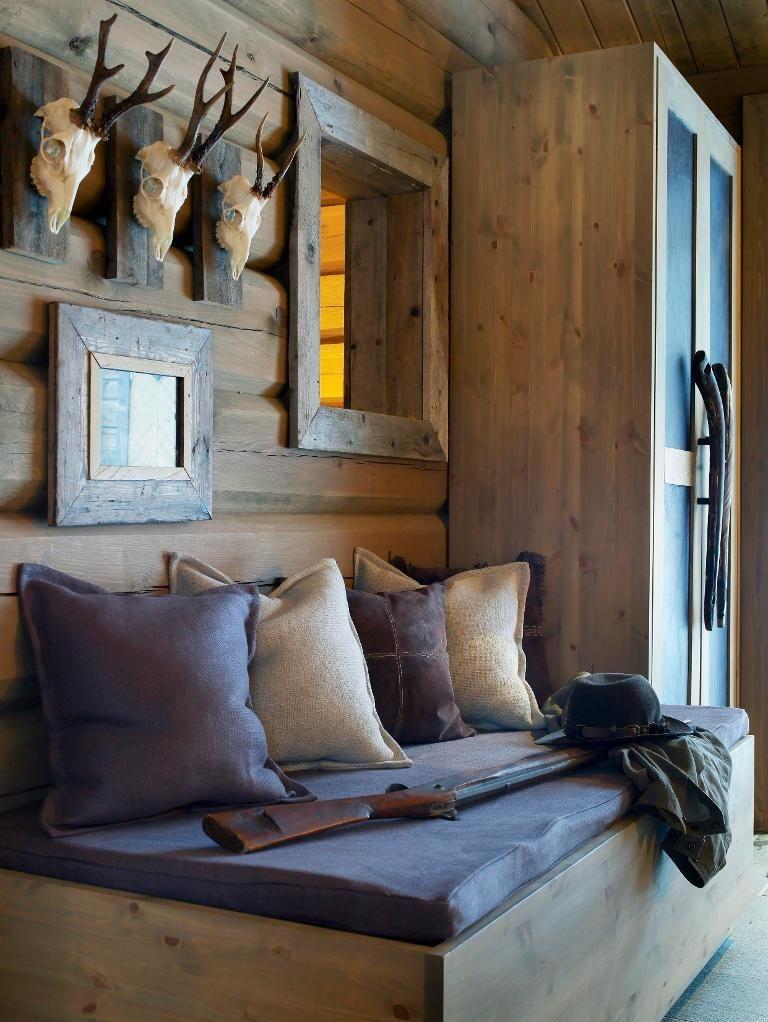 Foto alpen chic pinterest einrichten und wohnen for Einrichten und wohnen
