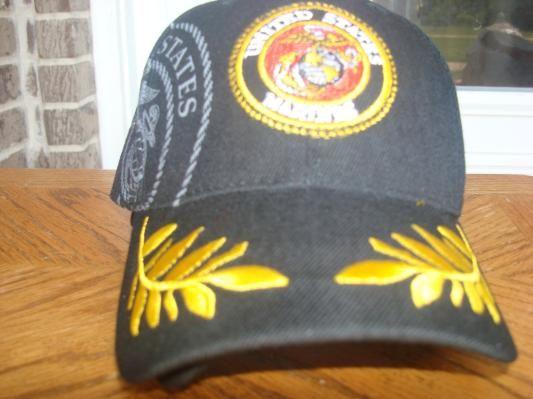 U.S. Marines Corps Twill Sandwich Hat