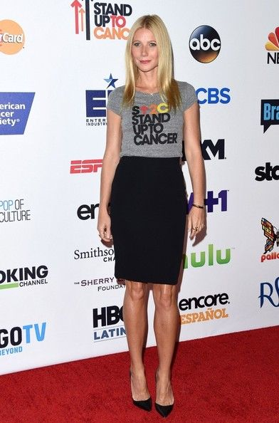 Gwyneth Paltrow Photos: 4th Annual Stand Up To Cancer