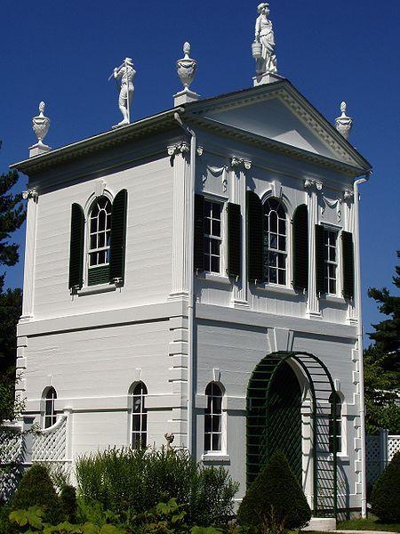 Samuel MacIntire's Derby Summer House