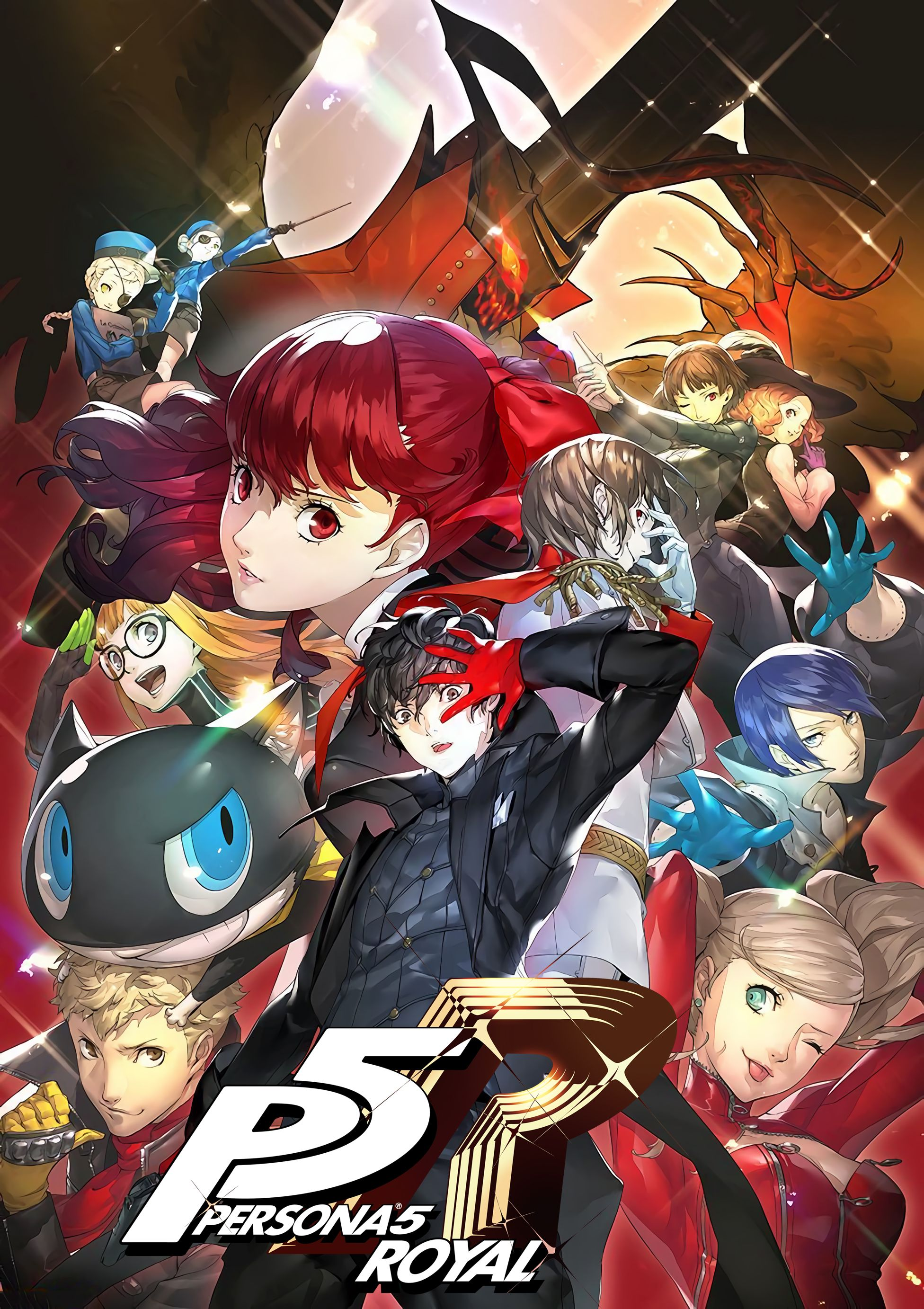 Pin by Joud on PERSONA 5 Royal wallpaper, Character