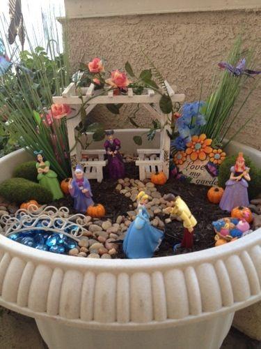 Épinglé par Caelina sur Fairy garden & house | Idées jardin ...