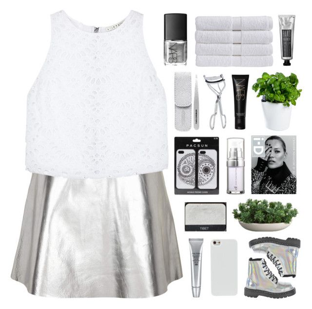 ' all you sinners stand up sing hallelujah. ' by m-balli on Polyvore featuring Alice + Olivia, Unique, With Love From CA, BBrowBar, e.l.f., Tweezerman, NARS Cosmetics, Shiseido, Bloomingville and Christy