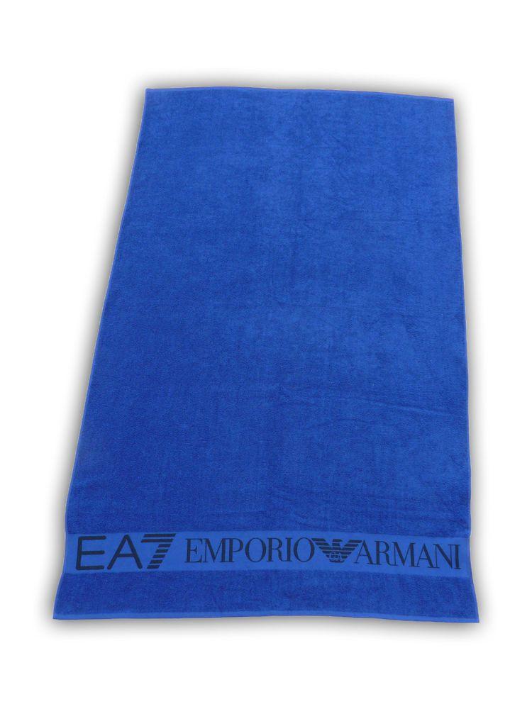 What Is A Bath Sheet Emporio Armani Towel Blue Beach Bath Sheet Cotton Asciugamano