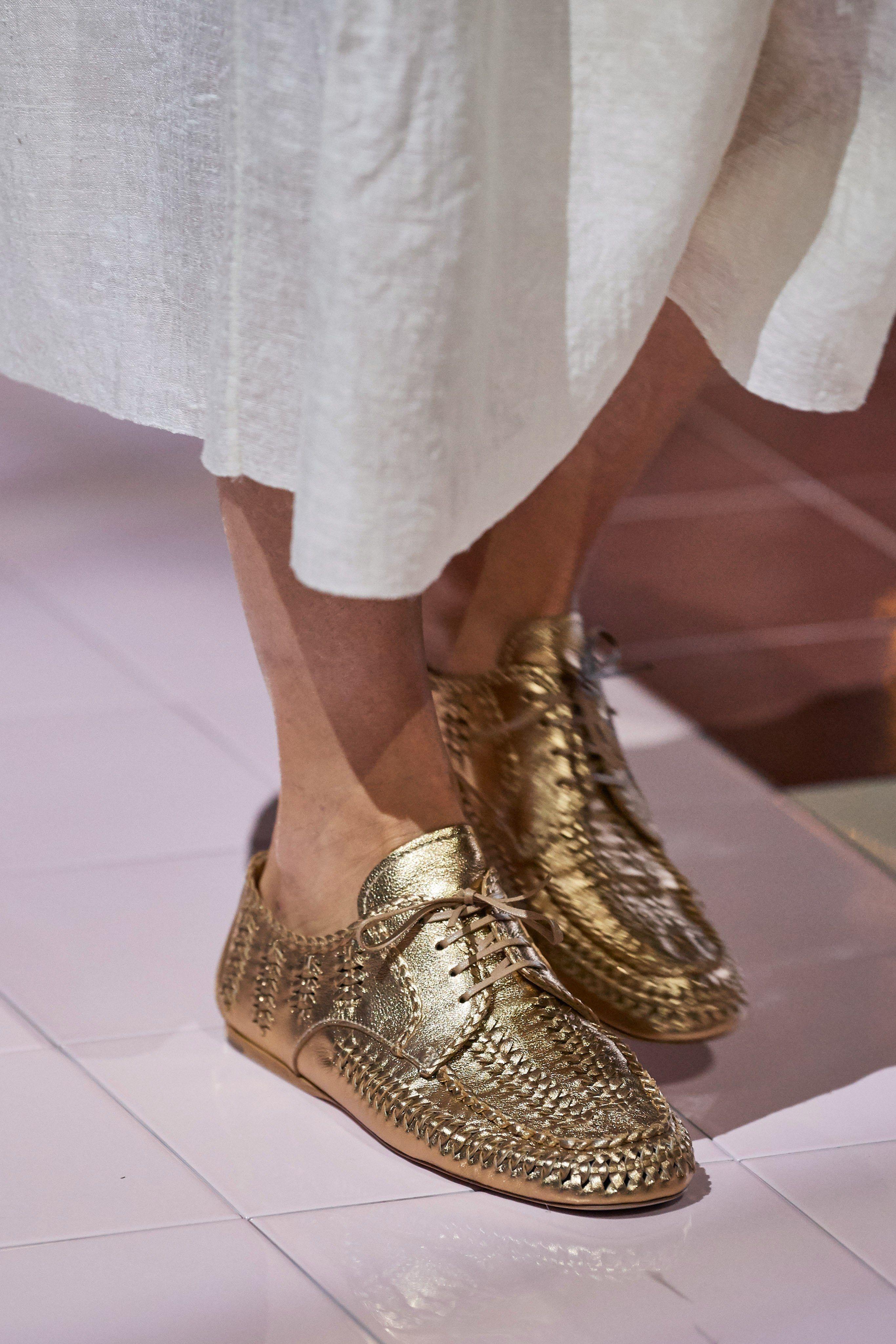 Prada Spring 2020 Ready To Wear Fashion Show Women Shoes Shoes Spring Shoes [ 4098 x 2732 Pixel ]