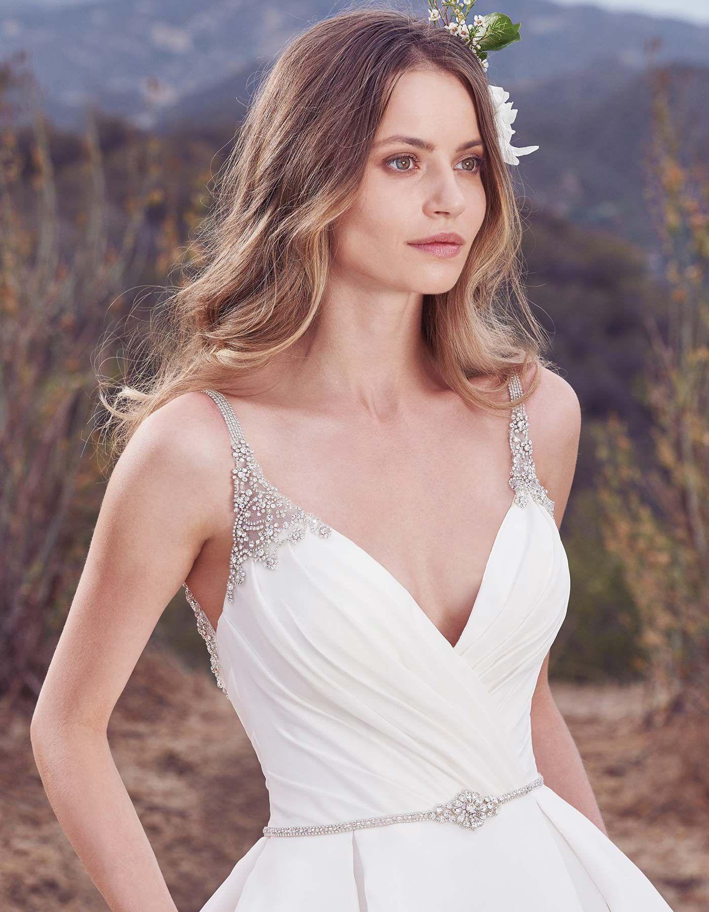 Maggie Sottero Rory wedding dress avaibale at Raffaele Ciuca Bridal ...