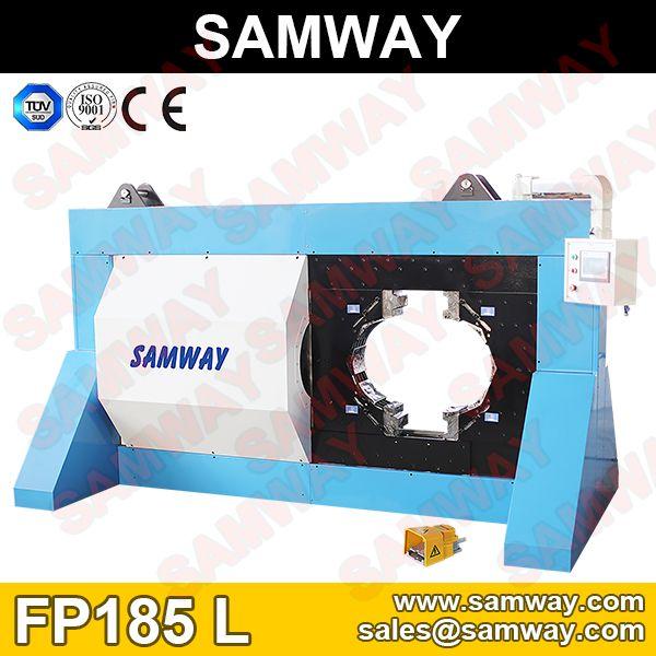 samway fp185 l hydraulic hose crimping machine feature description