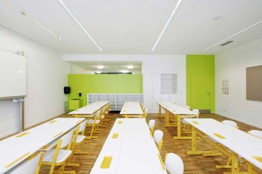 Childcare Centre Maria Enzersdorf / MAGK illiz   ArchDaily